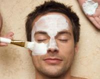 men's facial grooming