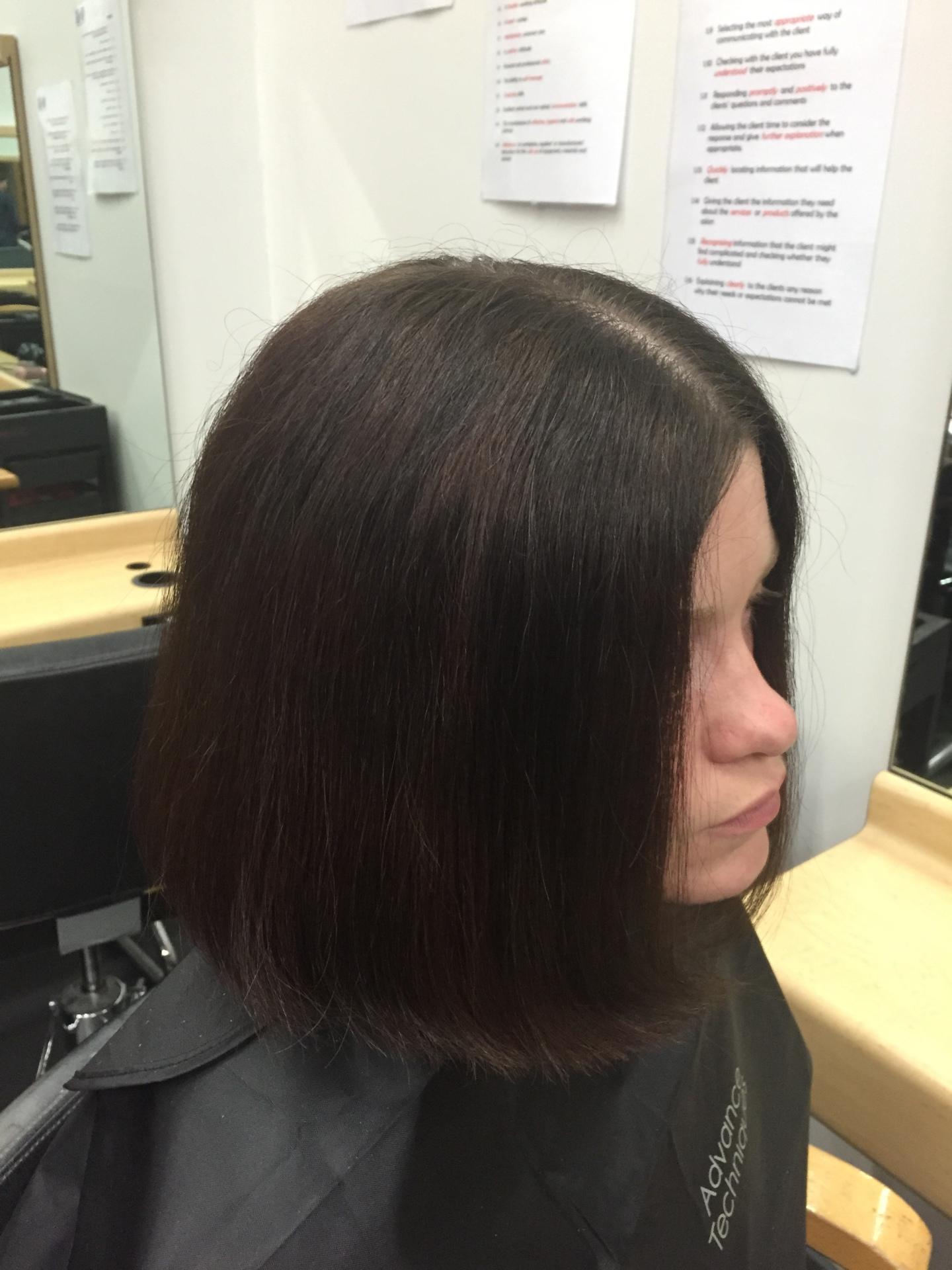 Hair Restyle BOB