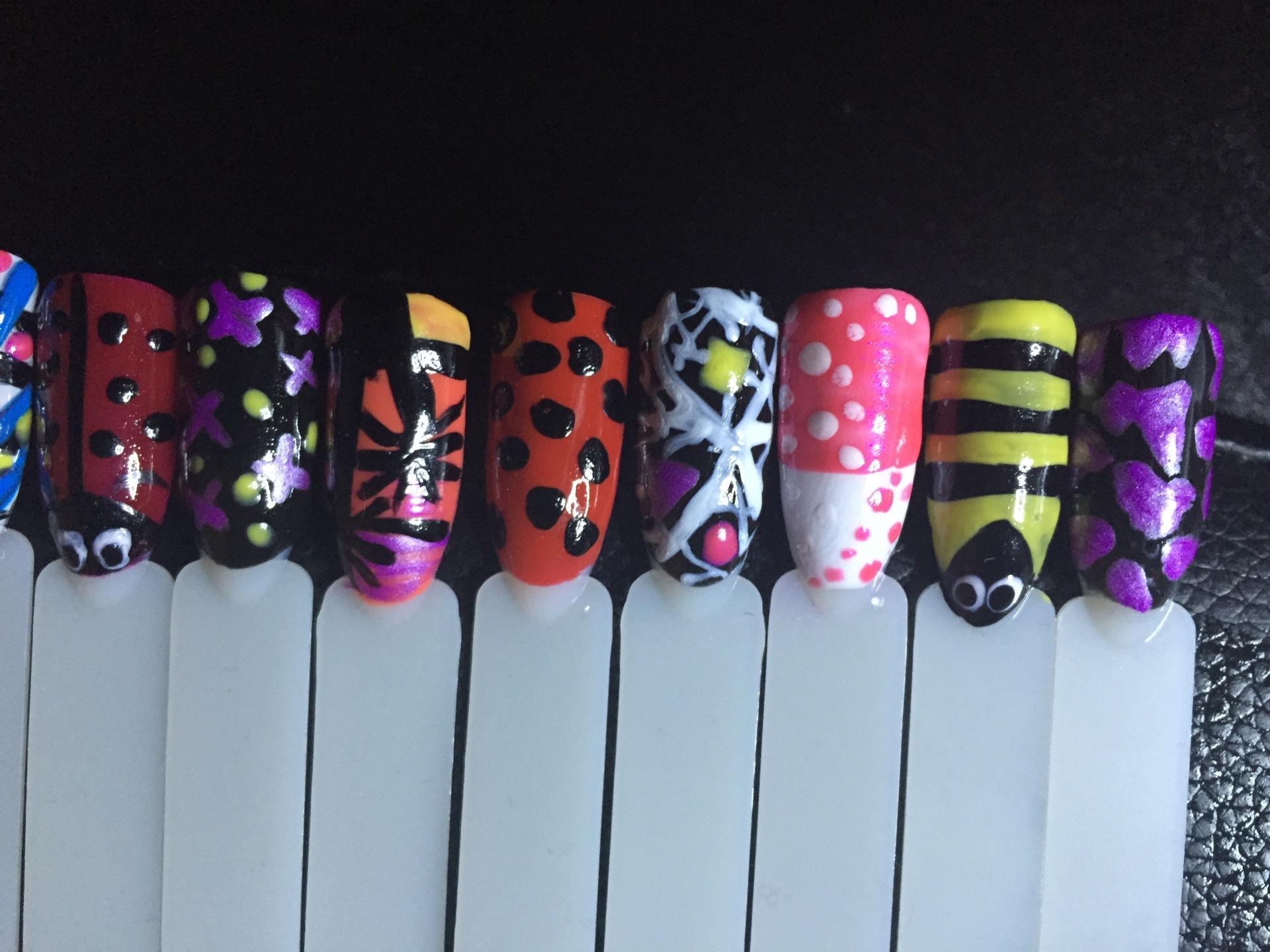 Nail Art - Gel Nails