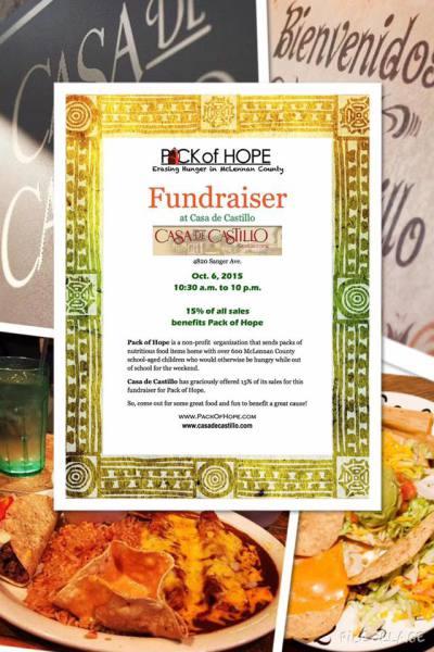Casa De Castillo Fundraiser