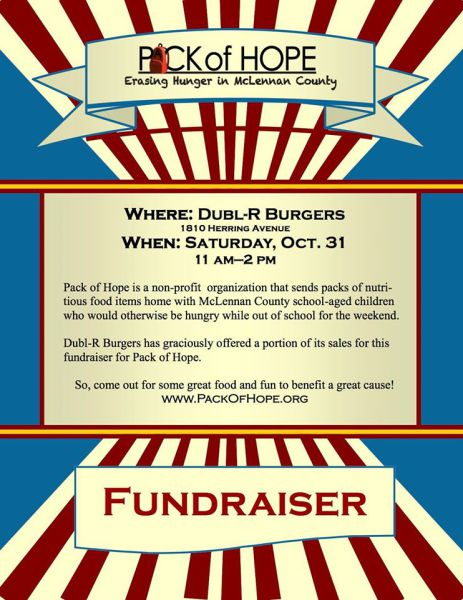 Dubl-R Fundraiser