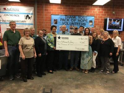 Grande Communications Check Presentation