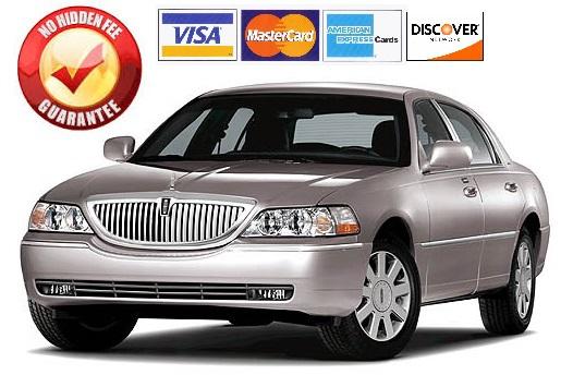 Boca Raton Car Service to FLL