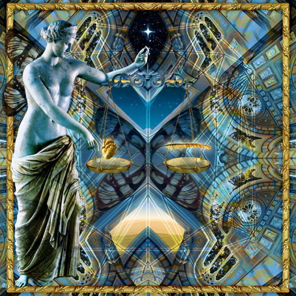 Libra - Weighing of the Heart