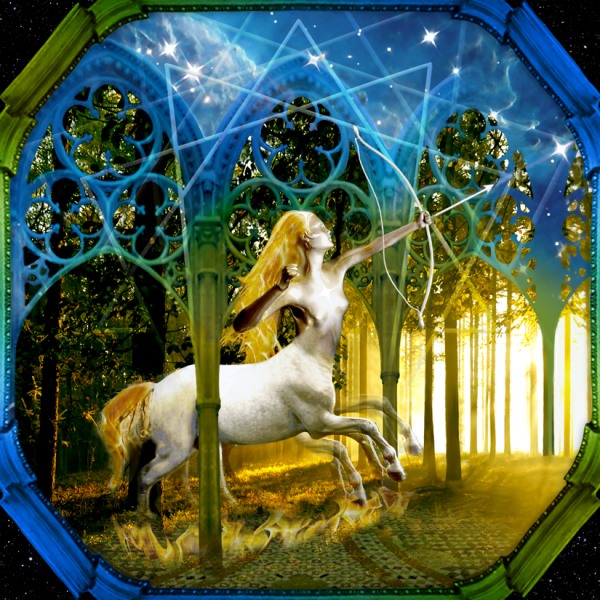 Sagittarius - The Traveling Feast