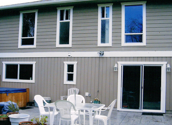 Trim and Siding