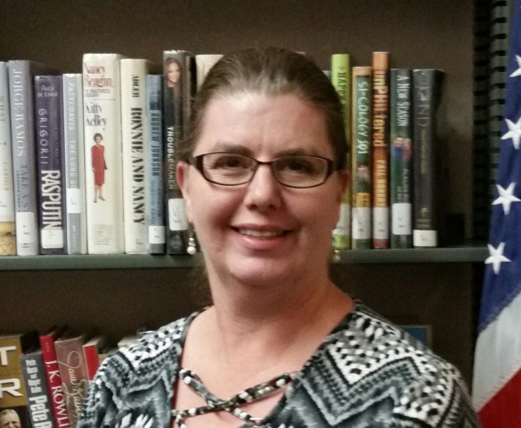 New Library Director!