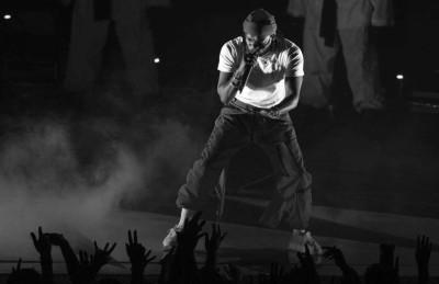 Kendrick Lamar at VMA. CTZNS Edit