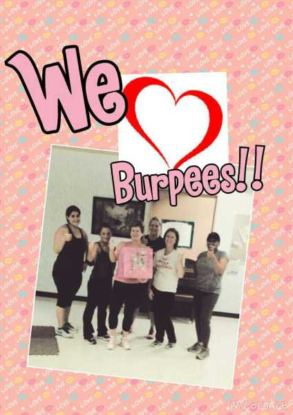 Burpee Box Challenge!!