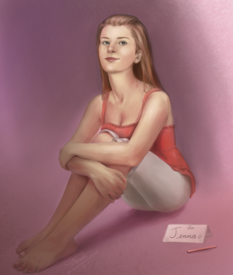 Jenna VOTN character