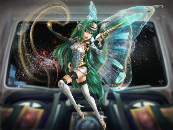 High Tech Fairy