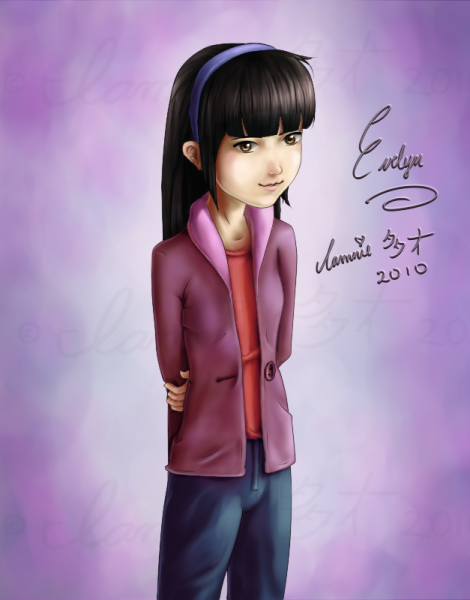 Evelyn