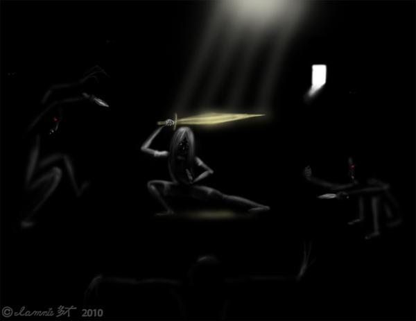 Fighting the Inner Demons