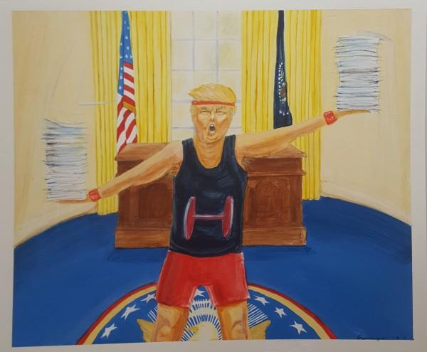 Trump Exercise