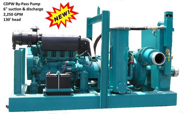 Introducing the CDPW By-Pass Pump