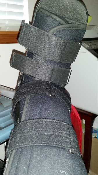 What I Have Learned About Being on Crutches