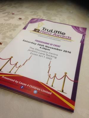 TruLitle Hero Awards Programme