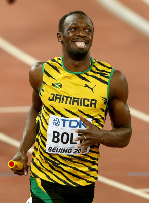 Fastest Man - Usain Bolt