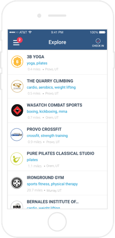 Freeplay Gym App