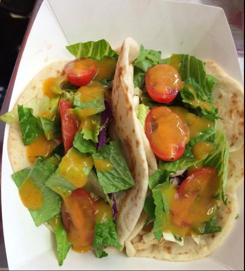 Caribbean Tacos