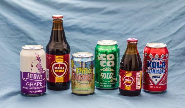 Puerto Rican Sodas
