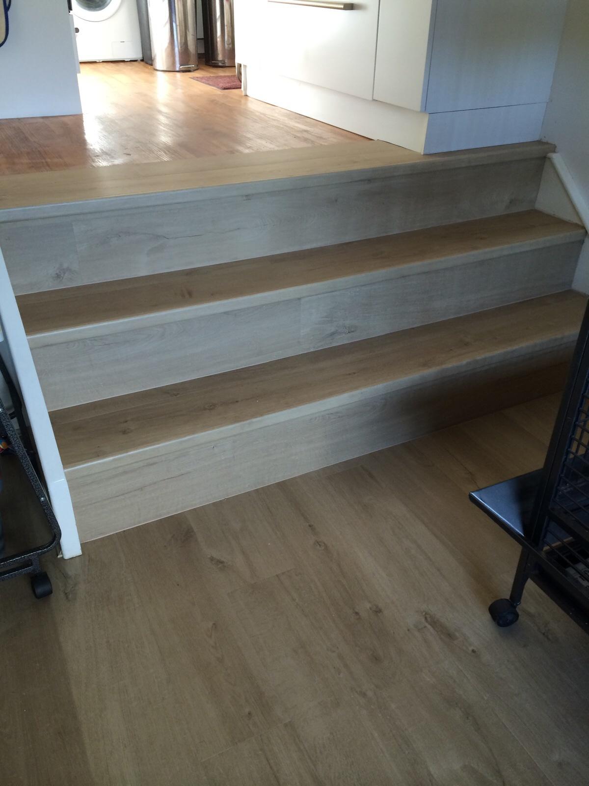 Laminate Steps