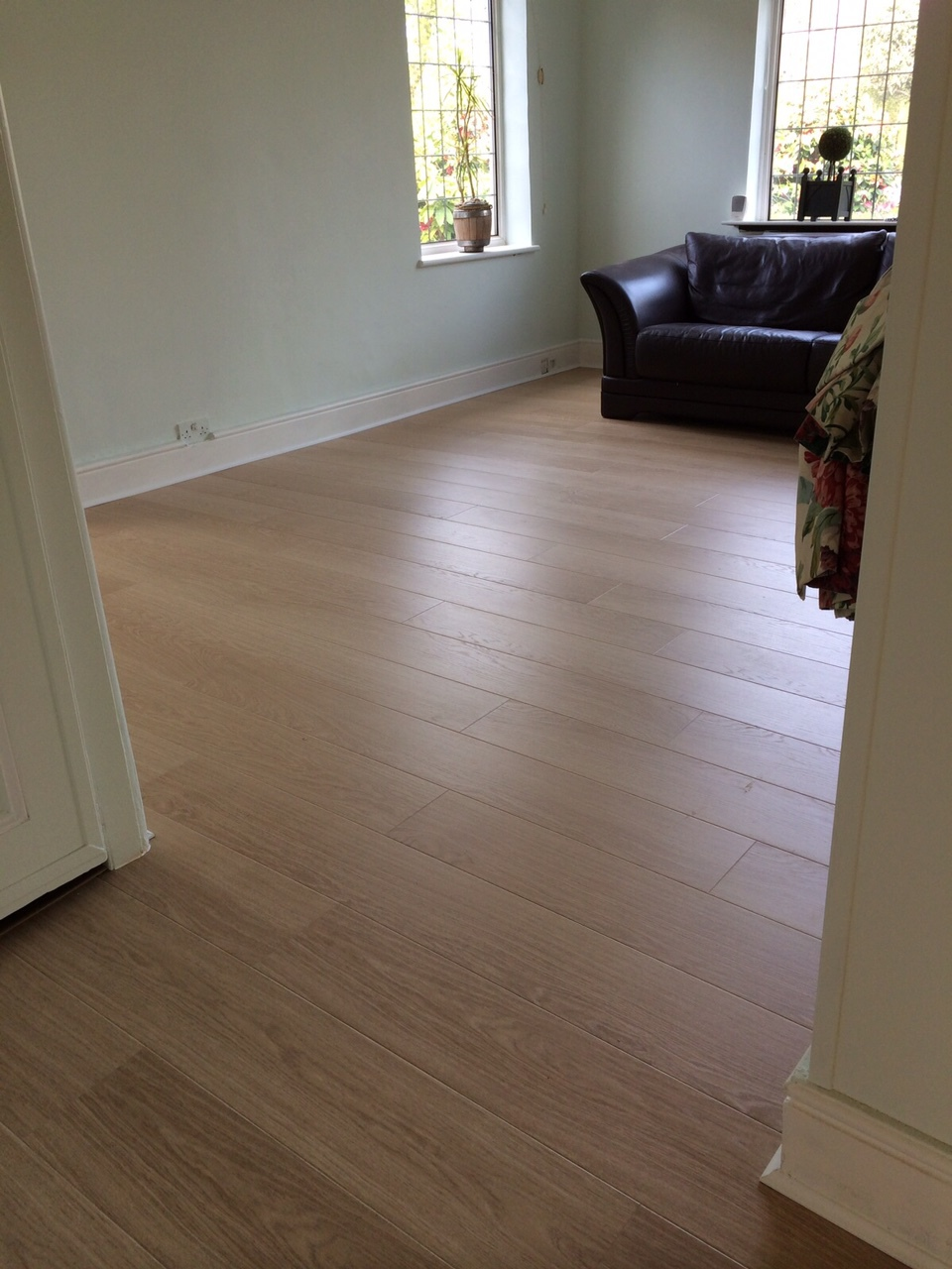 Laminate Light Oak