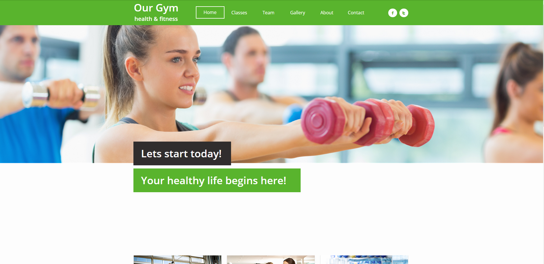 Gym-Template