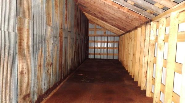 Future storage area and Bridal room