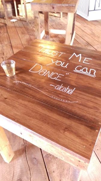 More Pub Tables!