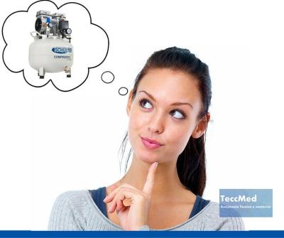 Comprar Compressor de ar odontológico