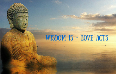 Where are we between love and wisdom?