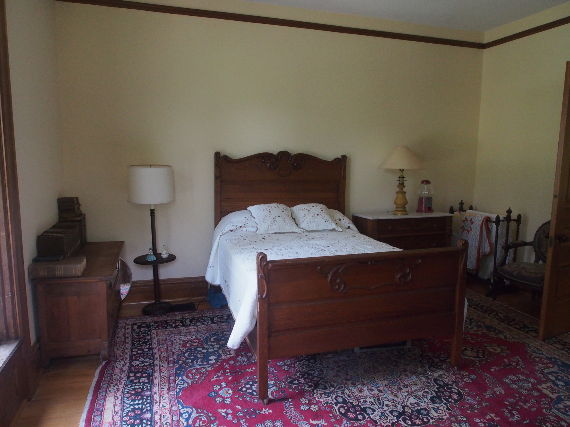 Gold room/double bed