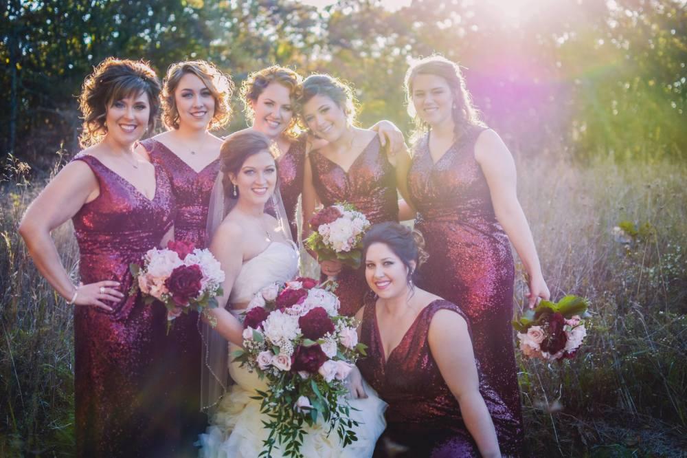 Bridesmaids Dresses Sullivan Full Service Bridal Store