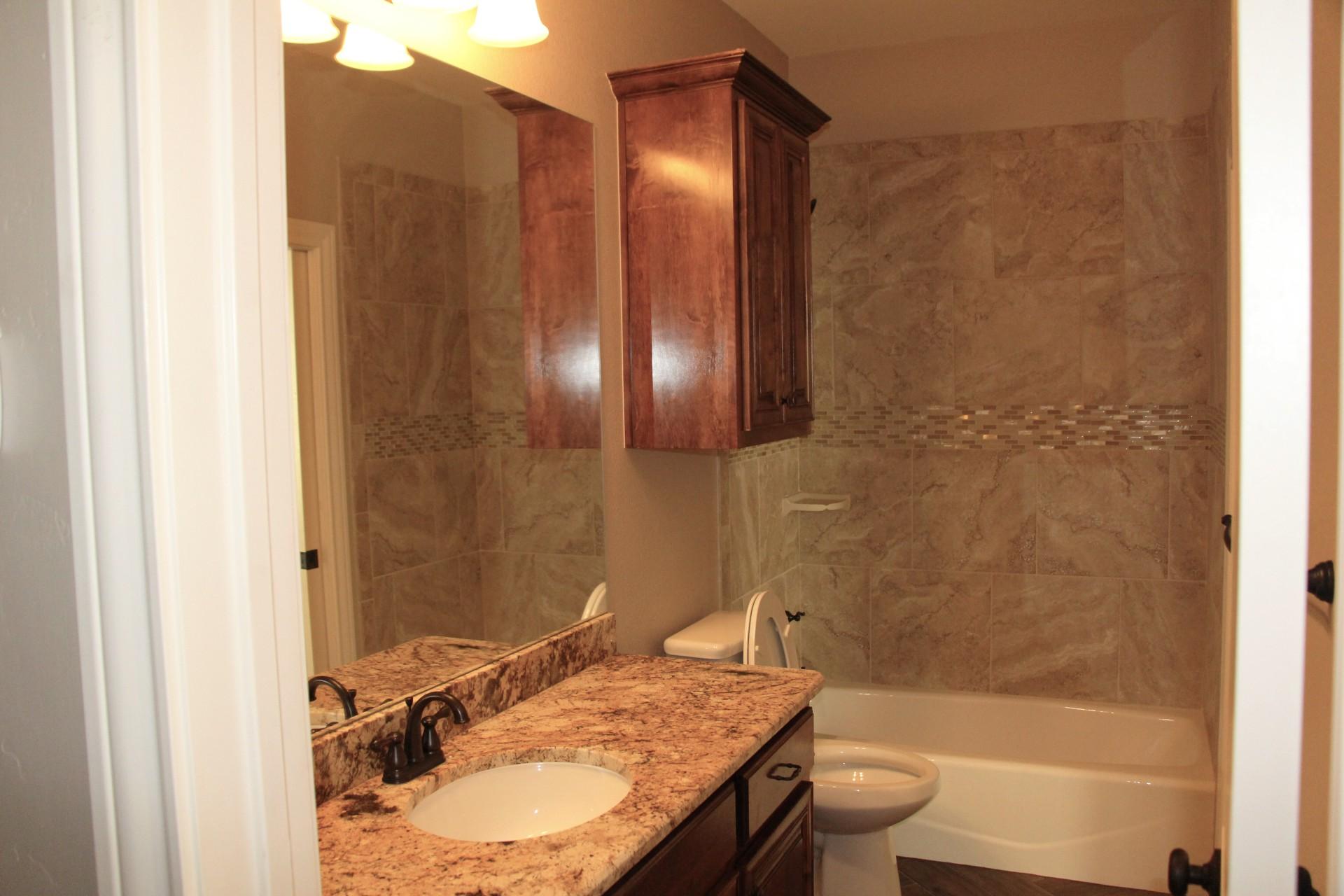 Bathroom #2 or Guest full bathroom