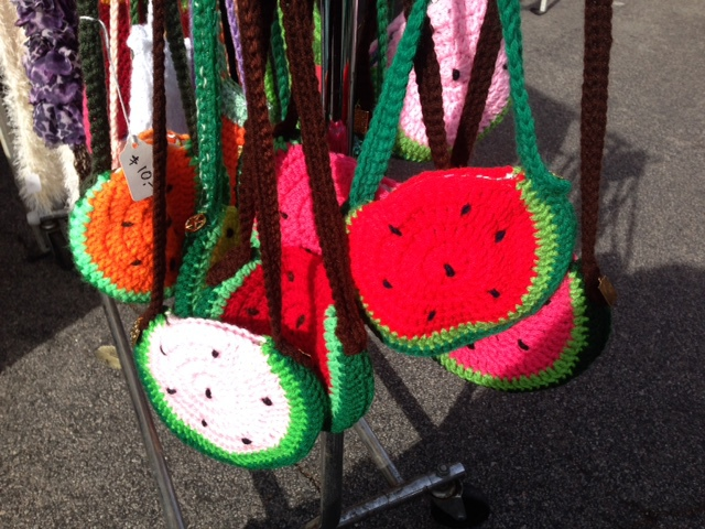 Watermelon Purses