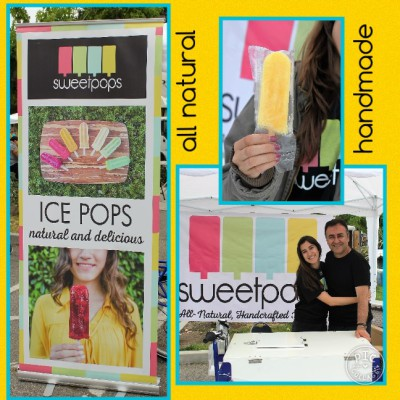 Sweetpops - a new healthy treat at the market!