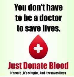 Red Cross Blood Drive July 15, 2018!