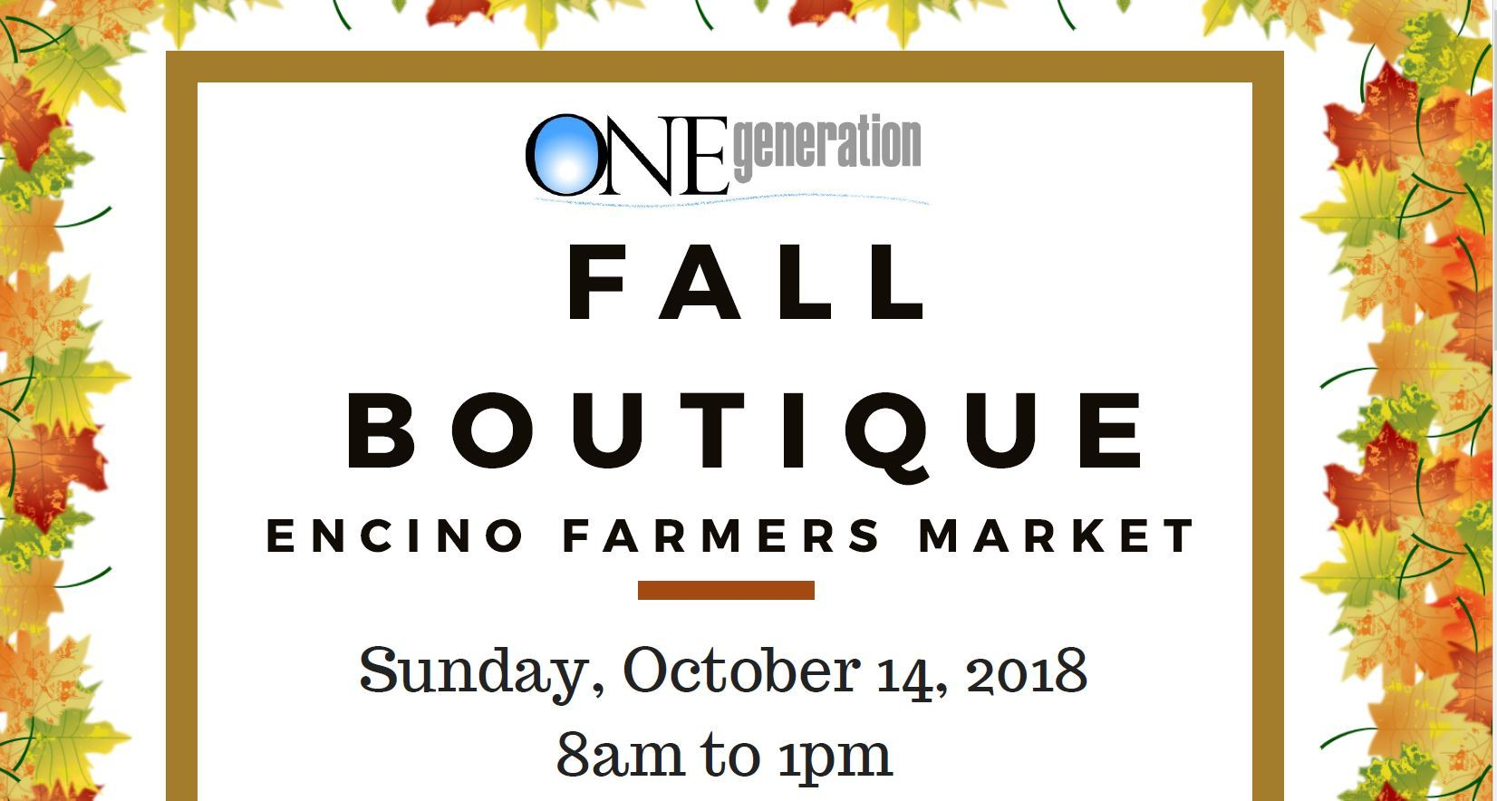 Fall Boutique coming October 14th!!!
