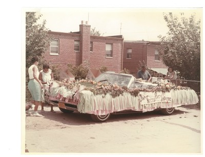 Lamond-Riggs Parade Preparation (1965)