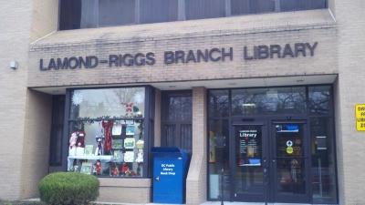 Lamond-Riggs Library
