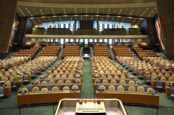 U.N., United Nation Doctrine of Discovery Report 2012, 2012 U.N. Report
