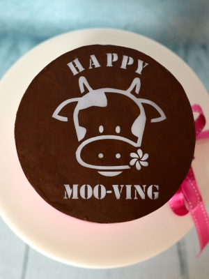 Happy Moo-ving