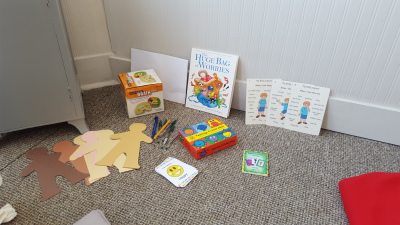Some resources for children's workshops