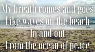 Breathing, the key to mindfulness!