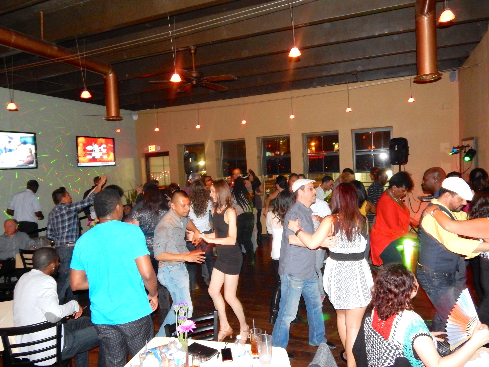 Bachata and Salsa in Nashville