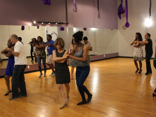 bachata lessons in Nashville