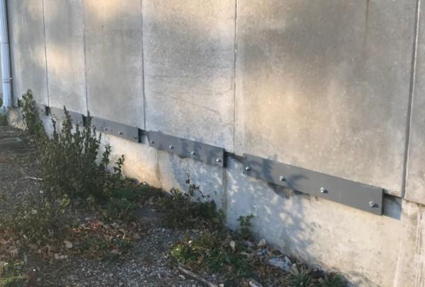 Wall Reinforcement #2
