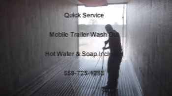 Commercial Cleaning Services 77 com Mobile Truck & Trailer Wash Out