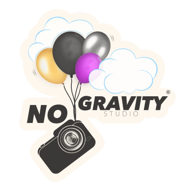 No Gravity Studio png Logo